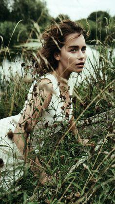 Emilia Clarke …