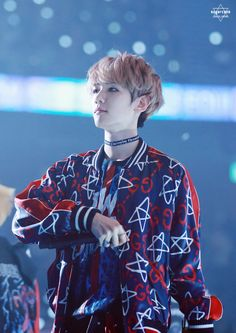 """ 170119 Seoul Music Awards © sugarcane | do not edit.  "" baekhyun"