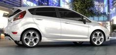 2014 Ford Fiesta ST picture - doc518752