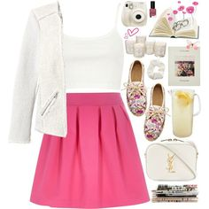how to wear mini skirts with sneakers 19