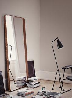 Spiegel Rectangulaire - von Jacques Adnet - Gubi