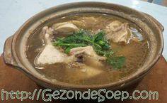 Makkelijk recept met weinig ingrediënten om lekkere, oosterse kippensoep te maken: dus met weinig werk genieten van een bord soep boordevol smaak van eeuwige kippenbouillon…