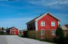 Isotalo, Alahärmä South Ostrobothnia province of Western Finland. - Etelä-Pohjanmaa.