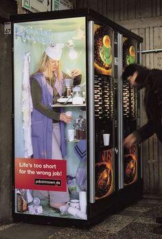 Mental model of vending machine