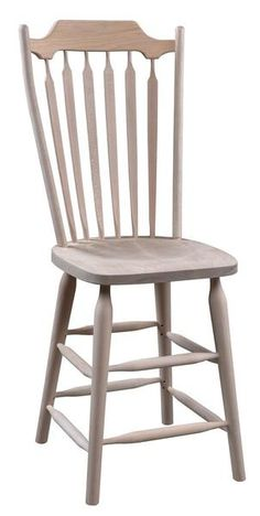 Amish Plum Creek Country Bar Stool The legs are tapered to perfection. The spindles are delightful. The country style is cozy. Line the bar with a set of Plum Creeks. Handcrafted in Amish country. Cheap Dining Room Chairs, Blue Velvet Dining Chairs, Upholstered Dining Chairs, Wood Bar Stools, Counter Bar Stools, Eames Chairs, Bar Chairs, Lounge Chairs, Country Bar