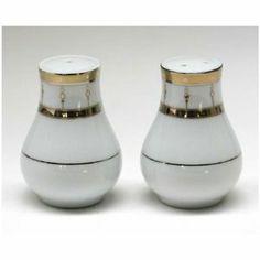 Haviland Tambour Salt & Pepper by Haviland. $224.00. Brand New - First Quality. Dimensions: N/A. Salt & Pepper - Haviland Limoges 1842 - Porcelain - Made In France