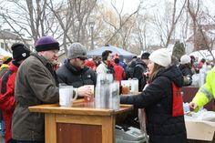 Get your first taste of the season's Blonde Doppelbock at Bockfest - held annually in late February at Capital Brewery.