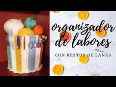 Crochet Diy, Easy Work, Crochet Videos, Youtube, Organization, Wool, Knitting, Crocheted Bags, Birthday