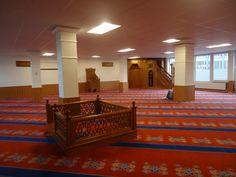 Fetih Moschee - Basler Muslim Kommission Muslim, Mosque, Islam