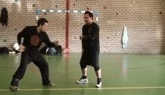 Silat was developed to basically ruin an opponent. Many Indonesian armed forces used it to maim, severely injure and kill their enemies. It's not a martial art meant to incapacitate an attacker in order for you to run away. It's meant to make it so the attacker wants to run away…but can't…because his knees have been snapped. Here are some demonstrations of Silat's simple and yet highly vicious (some of them at least) joint dislocation, bone breaking and takedown techniques.
