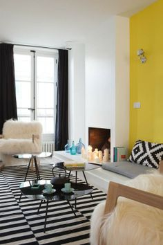 chanoinesse apartment - living view