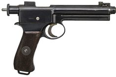 peashooter85:  Roth-Steyr Model 1907 semi-automatic pistol Sold...