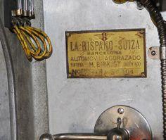 Hispano Suiza T49 Limusina por J. Forcada - Identificación