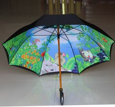 The Secret World of Hayao Miyazaki Umbrella *AGGRESSIVELY THROWS MONEY AT THE SCREEN*