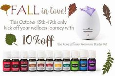 So every now and then...well okay actually pretty often Young Living comes out with a deal that is just too GREAT to pass up!! The following...