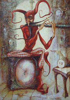 С. Топчій  ~  Melody for flute