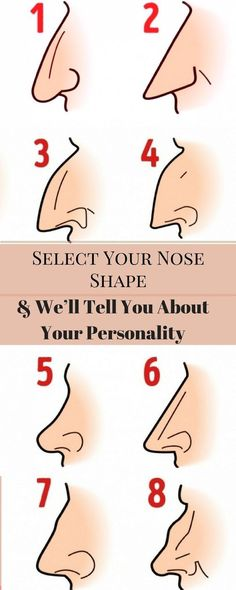 #health #interesting #facts #nose #shape #healthylifestyle