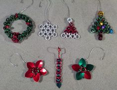Chainmaille Christmas
