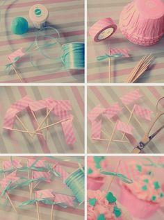 Manualidades y decoracion: Decoramos con Washi Tape!