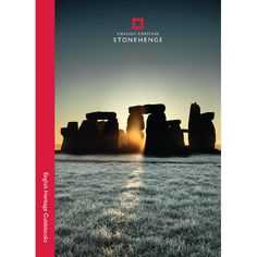 Sold By the English Heritage Shop  Stonehenge is one of the best-known ancient monuments in the world & its global importance is reflected in its World Heritage Site status.  The guidebook includes an innovative & newly commissioned timeline that places Stonehenge & the surrounding monuments in historical context, & the site & landscape are explored through brand new maps, diagrams, photographs & reconstruction drawings.