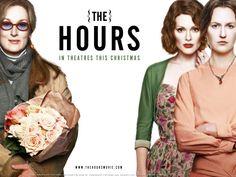 The Hours - Zelfs al was Virginia Woolf volgens haar protesterende biografe Hermione Lee en neef Quentin Bell vaak een pak luchtiger dan haar portret in de film doet vermoeden, een mooie film, ik durf bijna te stellen, zelfs mooier dan het boek.  Trailer: http://www.youtube.com/watch?v=yMErdpA804Y