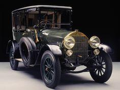 1912 Mercedes-Benz 22-50 PS Limousine