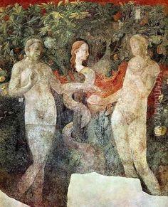 Italian Renaissance Art, Renaissance Paintings, Adam Et Eve, Medieval Tapestry, Roman Sculpture, Oil Painting Reproductions, Religious Art, Original Paintings, Oil Paintings