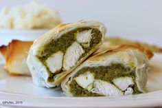 PicNic: Chicken and Spinach Filo Parcels Healthy Dishes, Healthy Recipes, Yummy Recipes, Keto Recipes, Healthy Food, Meals To Make With Chicken, Filo Parcels, Bakers Gonna Bake, Friend Recipe