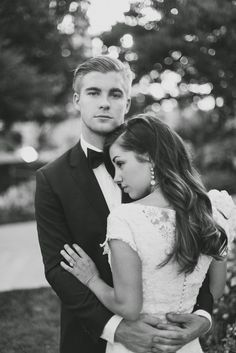 I love how the focus is on the groom, instead of just the bride for once. Love love love!!