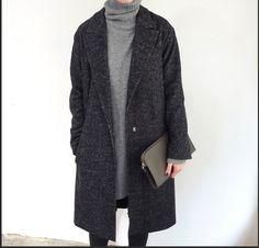 dark coats