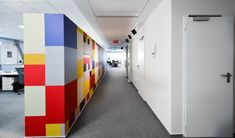 ING Bank offices by Corvin Cristian, Romania