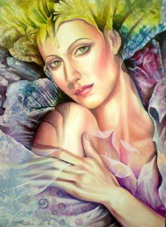 carlos queiroz art - Google Search New Artists, Figure Drawing, Artist At Work, Art Google, Female Art, Surrealism, Modern Art, Mona Lisa, Original Paintings