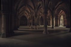 Cloisters by Philippa Michael on 500px