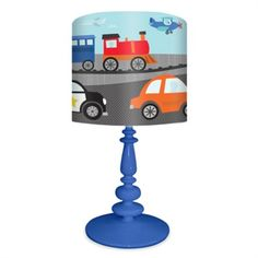 Rosenberry Rooms has everything imaginable for your child's room! Share the news and get $20 Off  your purchase! (*Minimum purchase required.) Ways To Wheel Lamp #rosenberryrooms