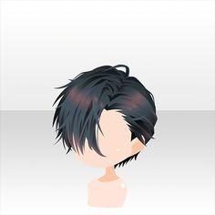 Anime Boy Hair, Manga Hair, Anime Art Girl, Anime Hairstyles Male, Boy Hairstyles, Hair Reference, Art Reference Poses, Boy Hair Drawing, Kawaii Wigs