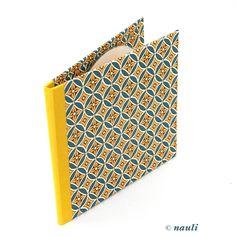CD/DVD case Retro Lotus gelb #nauli #packaging