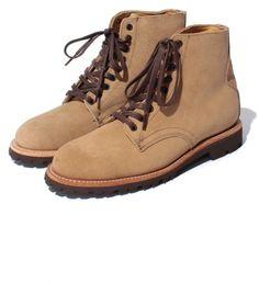 BEAMS OUTLET 【BEAMS BOY】Yuk ERIC Boots on ShopStyle
