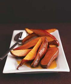 Vanilla-Maple Sweet Potatoes