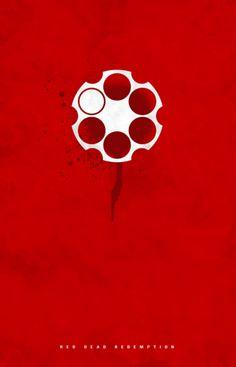 Red Dead Redemption ~ Minimal Gaming Poster by Joseph Harrold Bioshock, Deutsche Girls, Mode Geek, Red Dead Redemption 1, Gaming Posters, Movie Posters, Xbox, Playstation, Video Game Art