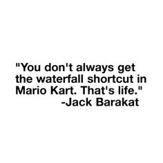Jack Barakat twitter quote. :D ❤ liked on Polyvore
