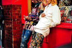 streetsnaps london fashion week september 2016
