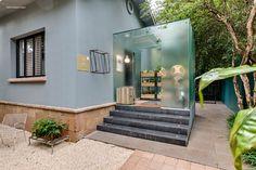 Quem não se apaixonaria por uma varanda dessa? #cubodevidro #SGGLISTRALK  - Pela arquiteta Patrícia Martinez