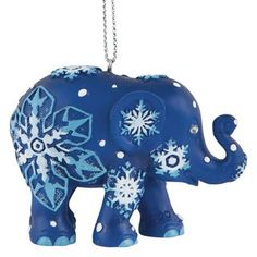 Elephant Parade - Christmas-Ornaments 5cm