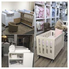 Notre revendeur Baby Premium du Maroc a renouvellé son exposition de mobilier Alondra dans sa charmante boutique. Nous sommes ravis de voir cette magnifique mise en place! Félicitations et merci de votre confiance