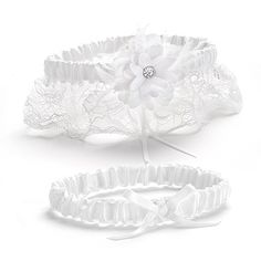 Layers of Lace Keep and Toss Garter Set