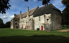 Woodsford Castle is a fortified manor house that was built in the 14th century.