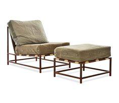 Inheritance Collection Chair by Stephen Kenn