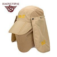 2c8e74a33f0 Wide Brim Fishing Cap With Neck Flap And Face Shield. Fishing Hats For  MenBucket HatCaps For WomenSun ...