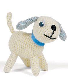2000 Free Amigurumi Patterns: Playful Puppy