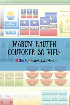 Warum kaufen Couponer so viel? Braucht man als Couponer ein Vorratslager (Stockpile)?  #Couponing #UsaBilligAberGutLeben